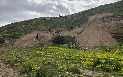 Comencen les excavacions en el jaciment arqueològic dels Saladars a Oriola que es convertirà en un centre d'interpretació