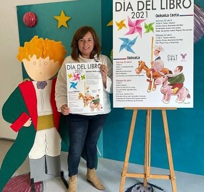 Cultura d'Oriola celebra el 'Dia del Llibre' amb activitats infantils i un gran concert sobre la literatura del Conservatori Professional de Música