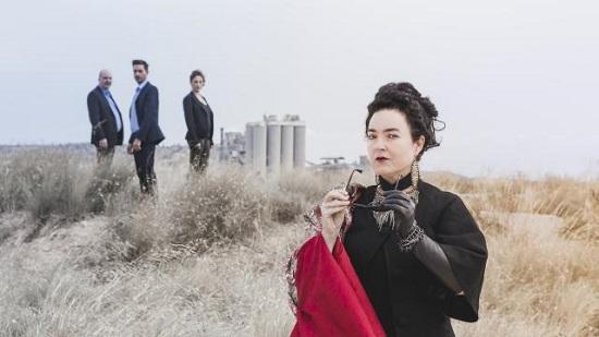 El Teatro Principal de Alicante acogerá este sábado el estreno absoluto de 'La langosta no se ha posado'