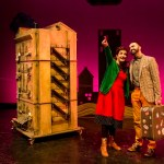 El teatro familiar y la danza son la propuesta del Institut Valencià de Cultura en el Arniches el fin de semana