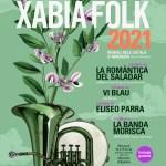 Eliseo Parra, Vi Blau, La Banda Morisca y la Romàntica del Saladar protagonizan el festival XàbiaFolk 2021