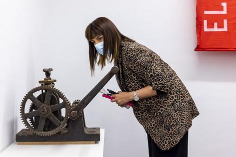 L'IVAM acull una exposició sobre el patrimoni industrial valencià amb material cedit des d'Alcoi