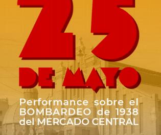 Cultura d'Alacant homenatjarà les víctimes del bombardeig del Mercat Central per segon any consecutiu en format online