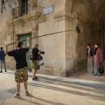 Alicante se convierte en escenario del rodaje de la Casa de Papel