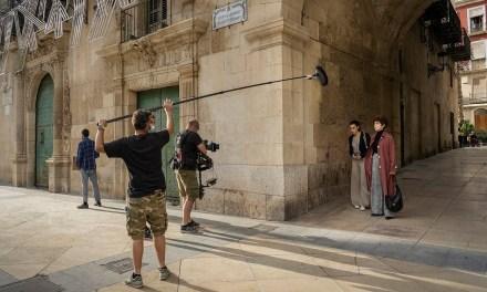 Alacant es converteix en escenari del rodatge de la Casa de Papel