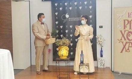 El Instituto Juan Gil-Albert inaugura el ciclo 'Tastarte' dedicado a La Pitxotxa y el Modernismo con la colaboración de Bodegas Ortigosa