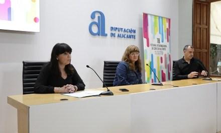 La directora Isabel Coixet recibe el Premio de Honor del Festival de Cine de Alicante impulsado por la Diputación