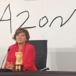 La escritora Nativel Preciado se alza con el Premio Azorín de Novela 2021 con su obra 'El Santuario de los Elefantes'