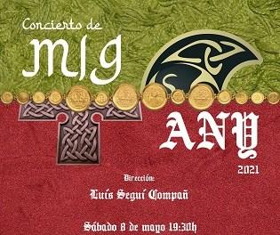 El sábado, concierto del Mig Any de la Agrupación Musical L'Avanç en el auditorio de la Casa de Cultura de El Campello