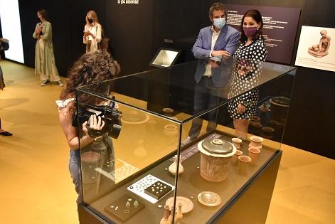 El MAHE d'Elx presenta 'El guerrer iber i el joc', una de les seues exposicions més ambicioses dels últims anys