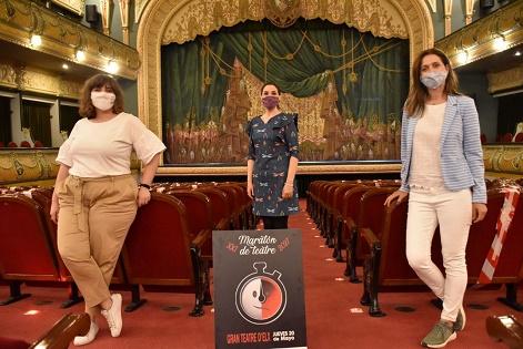 El Gran Teatre acollirà la XXI Marató de Teatre Amateur d'Elx dijous que ve 20 de maig