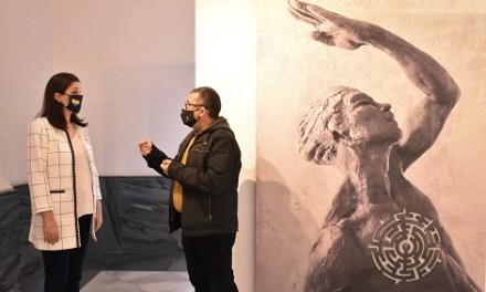 Cultura d'Elx presenta l'exposició 'Nostàlgia del laberint' per a homenatjar l'obra de Miguel Hernández