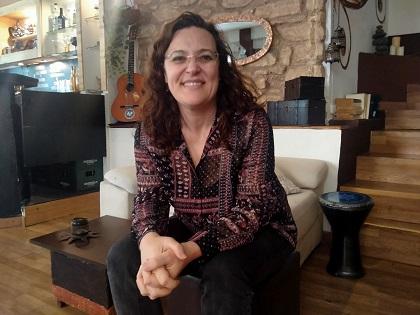 Esther Abellán, una creadora cultural que no pot estar en perill d'extinció