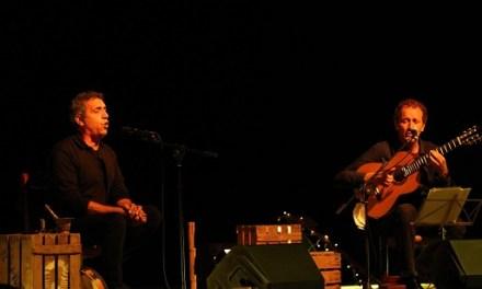 Pep Gimeno»Botifarra» presenta ARRELS al Teatre Calderón d'Alcoi