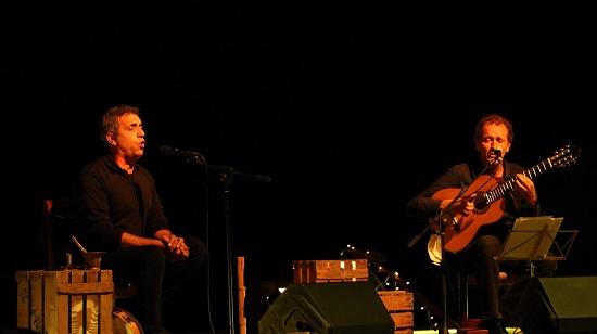 Pep Gimeno»Botifarra» presenta ARRELS al Teatro Calderón de Alcoy
