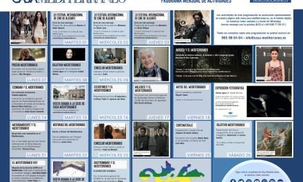 Cine, fotografía y derechos LGTBI en la programación de junio de Casa Mediterráneo