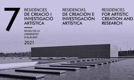 El Museo de la Universidad de Alicante convoca la VII edición de su programa de Residencias de creación e investigación artística