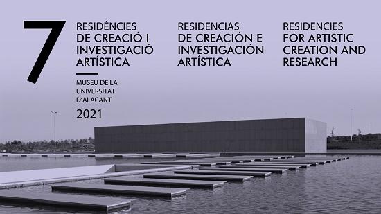 El Museu de la Universitat d'Alacant convoca la VII edició del programa de Residències de Creació i Investigació Artística