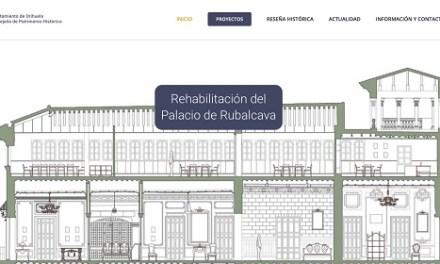 patrimoniohistoricodeorihuela.com nueva página web para conocer las actuaciones y proyectos más relevantes que se llevan a cabo