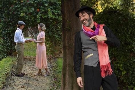 "Esta semana llega al Teatro Principal el estreno nacional de la obra ""Como gustéis"" dirigida por Amanda Harris"