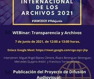 El Archivo de la Universidad de Alicante exhibe sus contenidos en la Semana Internacional de los Archivos