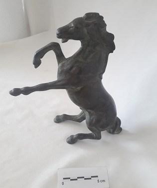 El Museo Navarro Santafé de Villena recibe la donación de una nueva figura atribuida al escultor