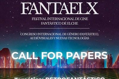 Obert el termini per a participar en el IV Congrés Internacional de Gènere Fantàstic en el Festival Internacional de Cinema Fantàstic d'Elx – FANTAELX