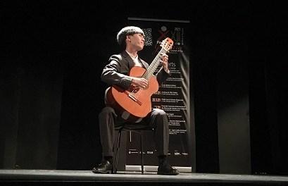 Sohta Nakabayashi logra el primer premio del XVIII Concurso de Guitarra 'Ciutat d'Elx'
