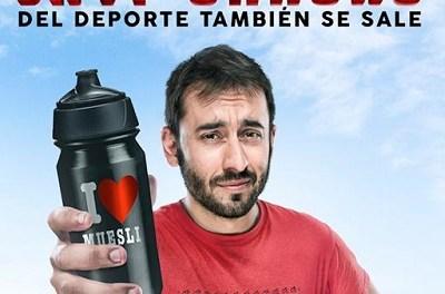 "El xou d'humor ""Del deporte también se sale"" arriba al Teatre Principal d'Alacant"
