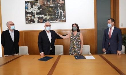 La Universidad de Alicante y Fundación Mediterráneo lanzarán una línea de publicaciones conjunta