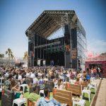 El escenario Muelle 12 de Alicante City & Beach cuenta con referentes musicales de nuestro país