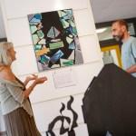 Exposición pictórica y escultórica de Mamen Martín Carrasco  en la Casa de Cultura de l'Alfàs