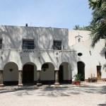 El Jardín Huerto del Cura de Elche culmina la restauración de su fachada principal