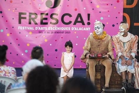 FRESCA!, del IVC, cierra su primera edición con muy buena acogida de público