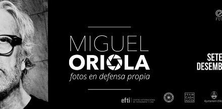«Miguel Oriola. Fotos en defensa pròpia» a la Sala de la Fundació Mutua de Levante d'Alcoi