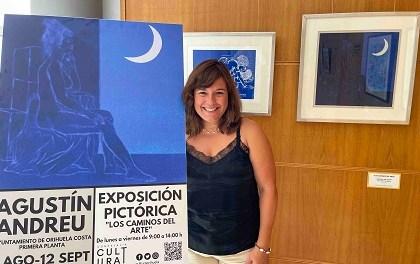 Cultura adequa un espai expositiu a l'Ajuntament d'Oriola Costa