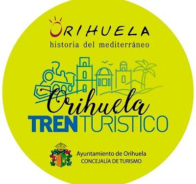 Un tren turístico gratuito conectará las playas de Orihuela durante este mes de agosto