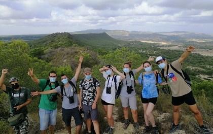 Programa de voluntariat ambiental per a la prevenció d'incendis forestals a Oriola