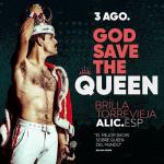 La banda tributo a Queen más importante del mundo celebrará sus 50 años sobre los escenarios en el Festival Brilla Torrevieja