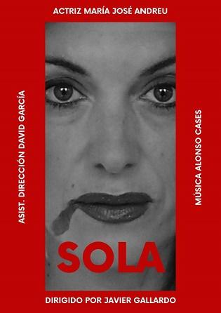 """El jueves se estrena el cortometraje """"Sola"""", realizado por cineastas de Torrevieja, en el ciclo """"Eras del cine"""""""