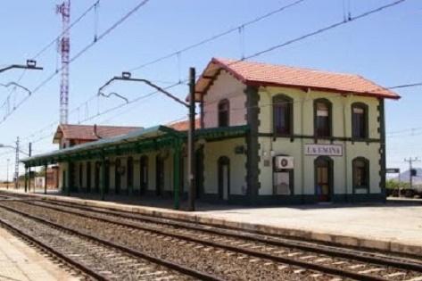 El poblado ferroviario de La Encina en Villena, Bien de Relevancia Local