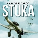 La novela Stuka de manos de Carlos Fidalgo en la Librería 80 Mundos
