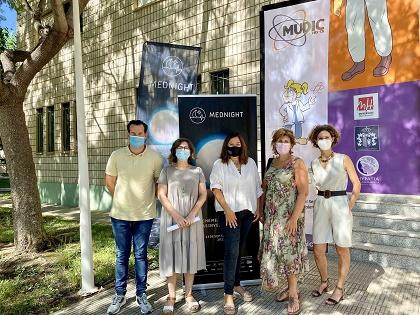 El MUDIC de Orihuela presenta una amplia oferta de actividades en la Noche Mediterránea de las Investigadoras