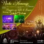 Dos magníficos conciertos cerrarán los actos programados con motivo de la festividad de la patrona la Virgen de Monserrate en Orihuela