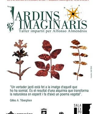 """La exposición fotográfica """"Jardins Imaginaris"""" y Julián Ochoa, actividades del Grup Fotogràfic de Petrer para septiembre"""