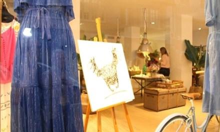 'Artistas en vitrina' convertirá la calle del Teatro y adyacentes en un museo que rebosará arte alicantino este mes de octubre