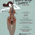 Cultura dE Altea presenta una nueva edición del Festival de Música Antigua y Barroca