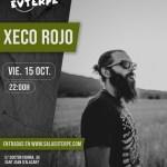 """Xeco Rojo presenta su disco """"Maravillosamente bien"""" en Sala Euterpe"""