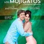 Los Mojigatos con Gabino Diego y Carmen Barrantes en el Auditorio de la Mediterrània el 23 de octubre