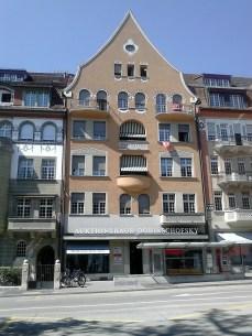 Edificis a Monbijoustrasse, Bern